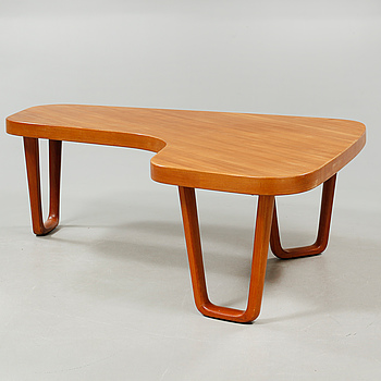 A coffee table from Alberts in Tibro, third quarter of the 20th century.