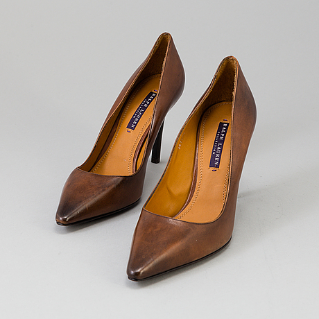 A pair of pumps by  ralph lauren, in size 39