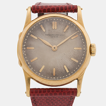PATEK PHILIPPE, armbandsur, 33 mm,
