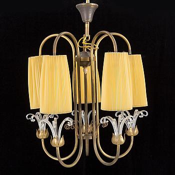 LAMPA, 1900-talets mitt.