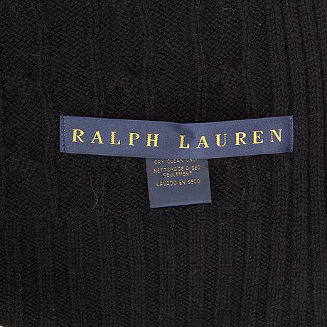 A cashemere plaid by ralph lauren
