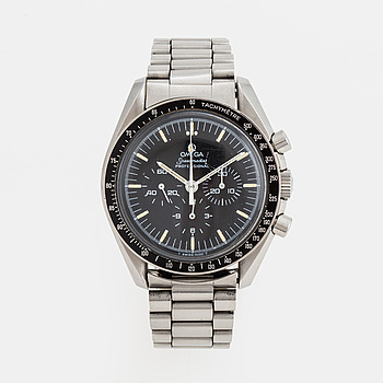 "OMEGA, Speedmaster Professional, ""Tachymetre"", kronograf, armbandsur, 42 mm."