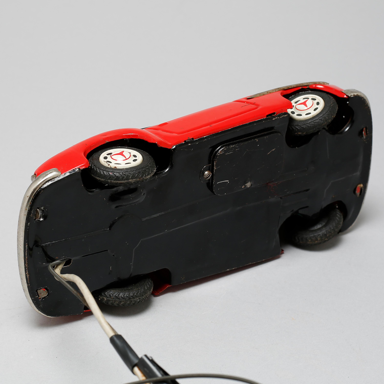 A remote control car, Japan, around mid 20th century ...