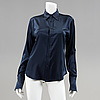Two cardigans and a silkblouse by ralph lauren