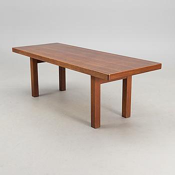 A 1960s 'Studio' coffee table for HMN Huonekalu Mikko Nupponen, Lahti, Finland.