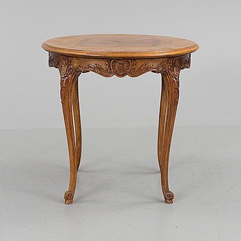 An early 20th century table, Myrstedt & Sterns Aktiebolag, Stockholm.