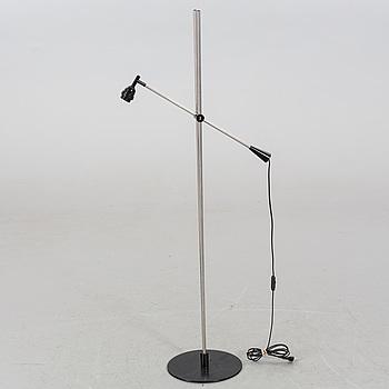 CHRISTIAN HVIDT för le Klint modellnr 323,  golvlampa sent 1900-tal.