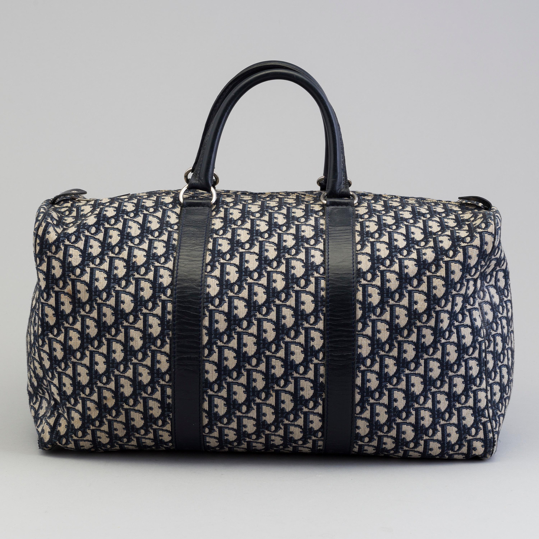 dab986cbdf7 A Christian Dior 'Speedy' weekend bag. - Bukowskis