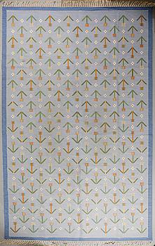 "MATTA, rölakan,""Gräs-blomma"", Kasthall, ca 450 x 300 cm."