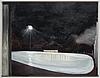 Ylva ceder, oil on panel, 2005, signed on verso.