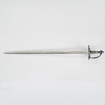 A copy after the swedish sword m/1680.