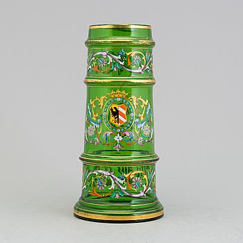 VAS, glas, Tyskland/Österrike, omkring 1900.