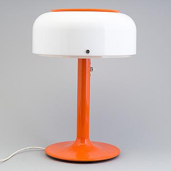 """ANDERS PEHRSON, bordslampa, """"Knubblingen"""", Ateljé Lyktan, Åhus, 1900-talets andra hälft."""