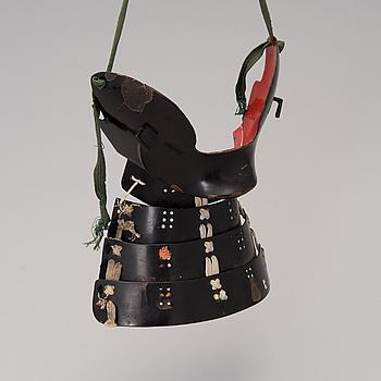 HANPO, mask, Japan 1800-talets början.
