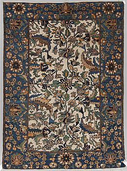 MATTA, semiantik Västpersisk, ca 207 x 157 cm.