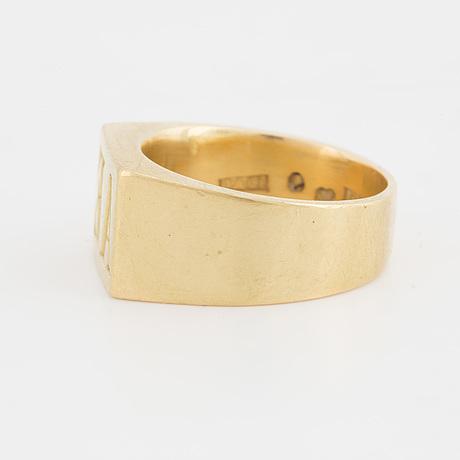 Ring, 18k guld