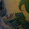 Emile gallé, an art nouveau cameo glass vase, nancy, france.