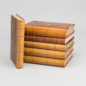 SVERIGES APOTEKSHISTORIA, 6 vol, 1910-1949.