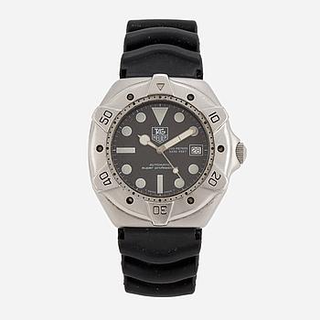 TAG HEUER, Super Professional (1000 M), armbandsur, 41 mm,