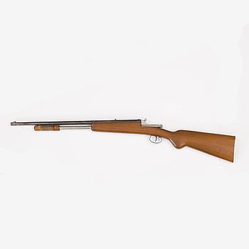 """LUFTGEVÄR, """"Excellent-Geväret Modell CII"""". Tillverkad 1940 - ca 1960."""