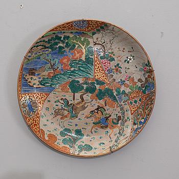 FAT japan omkring 1900 porslin.