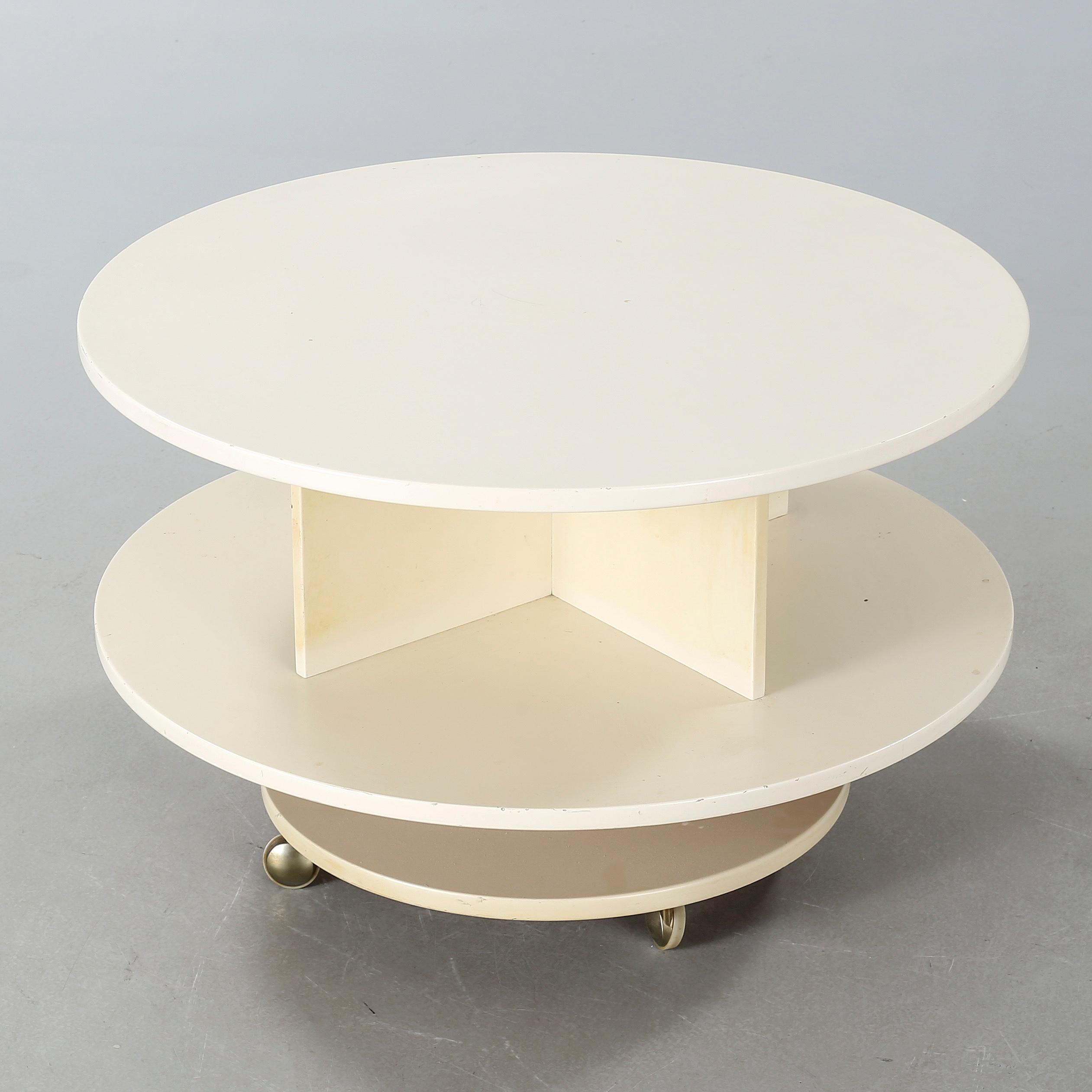 """KARIN MOBRING, soffbord""""Karusell"""", IKEA, 1960 1970 tal Bukowskis"""