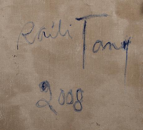 """Raili tang, """"things behind the sun"""""""