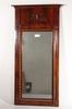 Spegel, senempire 1800-talets mitt.