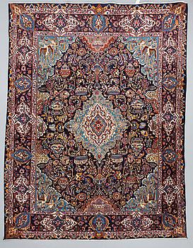 MATTA, Kashmar, ca 383 x 297 cm.