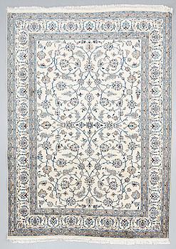 MATTA, Nain , part silk, ca 342 x 248.