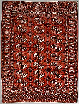 MATTA, Turkmen, semiantik, 184 x 138 cm.
