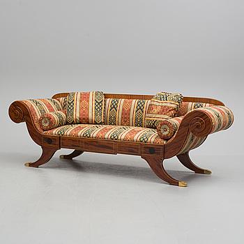 SOFFA, Empirestil, 1900-talets början.