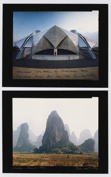 """9. REINHART WOLF, """"China 1984""""."""