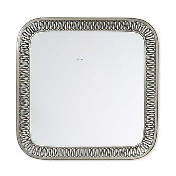 139. Estrid Ericson, probably, a Svenskt Tenn pewter mirror, Stockholm 1951, model 2520.