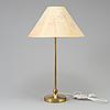 Josef frank, bordslampa, modell 2569, svenskt tenn