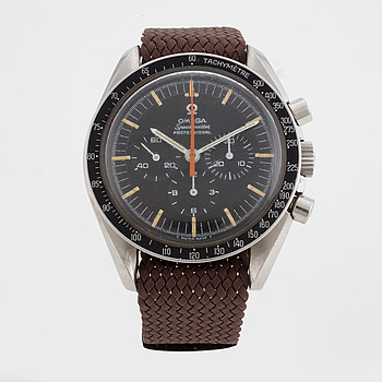 "OMEGA, Speedmaster Professional, ""Tachymètre"", ""Ultraman"", chronograph, wristwatch, 42 mm,"