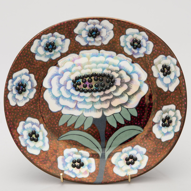 A ceramic