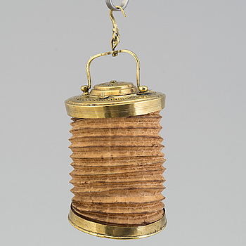 LYKTA, mässing, 1700-tal.