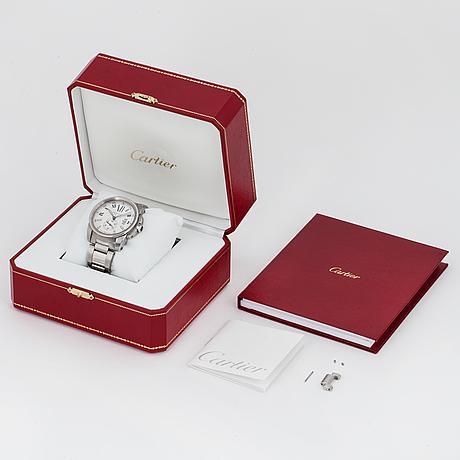 Cartier, calibre de cartier, wristwatch, 42 mm,