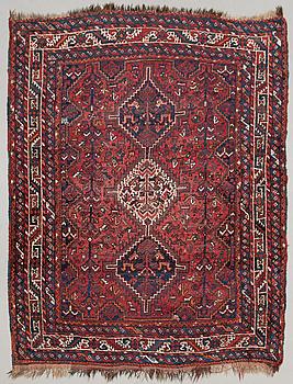 CARPET, Shiraz. Circa 218 x 168 cm.