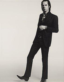 "135. Mikael Jansson, ""Nick Cave, London studio #1"", 2010."