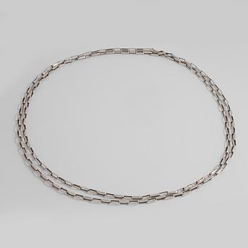 HÖGBERGS SILVERSMEDJA, Göteborg, 1960, a necklace.