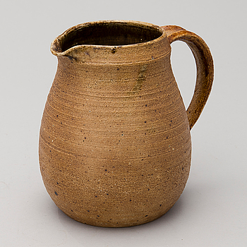 KAJ FRANCK, kanna, keramik, signerad KF GB Arabia, 1900-talets mitt.