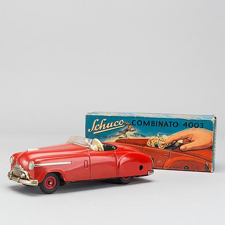 "Schuco, ""combinato 4003""germany, 1950/60's."