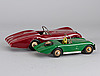 Two sports cars by kreuger & stensrud norway and sweden ca 1950
