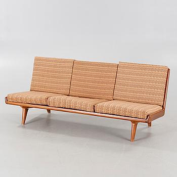 """CARL GUSTAF HIORT AF ORNÄS, soffa,  """"Studio"""", Puunveisto Oy för Gösta Westbergs Möbel AB, 1950/60-tal."""
