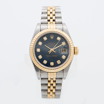 ROLEX, Oyster Perpetual, armbandsur, 25,6 mm,