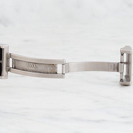 """Iwc, schaffhausen, big pilot perpetual calendar, """"top gun"""", boutique edition, wristwatch, 48 mm,"""