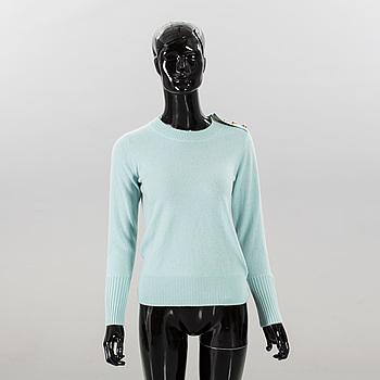 BURBERRY, tröja, storlek S.