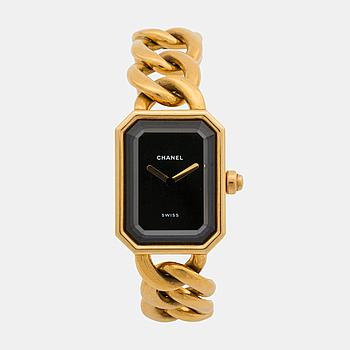 CHANEL, Premier Chain Watch 1987, armbandsur, ca 20 x 25 mm.